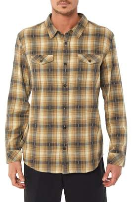 O'Neill Jack Regular Fit Sport Shirt
