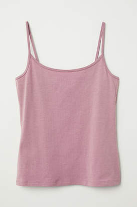 H&M Jersey Camisole Top - Pink