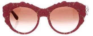 Dolce & Gabbana 2016 Mama's Brocade Sunglasses