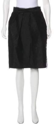 Dolce & Gabbana Knee-Length Tulle Skirt