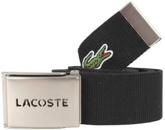 Lacoste Webbed Belt