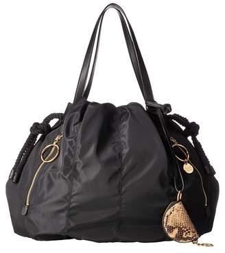 See by Chloe Flo Nylon Tote Tote Handbags