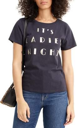 J.Crew Ladies' Night Tee