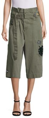 Marc JacobsMarc Jacobs Long Cargo Shorts
