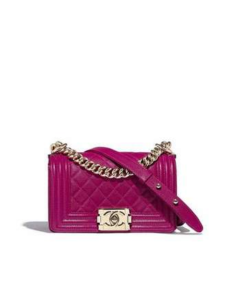 Chanel Small Boy Handbag