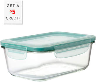 OXO Good Grips 8 Cup Snap Glass Rectangle Container With $5 Credit