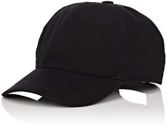 Barneys New York MEN'S COTTON TWILL BASEBALL CAP