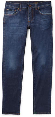 Dolce & Gabbana Skinny-Fit Denim Jeans - Men - Blue