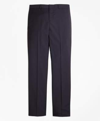 Brooks Brothers Boys Wool Pinstripe Suit Trousers