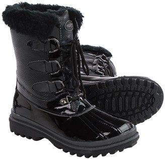 Aquatherm by Santana Canada Sparkle Snow Boots - Waterproof, Insulated (For Women) $79.99 thestylecure.com