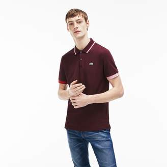 Lacoste Men's LIVE Slim Fit Petit Pique Polo