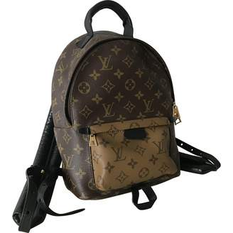 Louis Vuitton Palm Springs Other Leather Backpacks