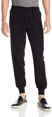 ATM Anthony Thomas Melillo Men's Pull On Faille Track Pant