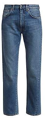 Totême Women's Original Straight-Leg Ankle Jeans