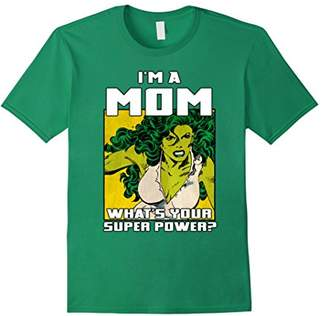 Marvel Mother's Day She-Hulk Is A Mom Graphic T-Shirt