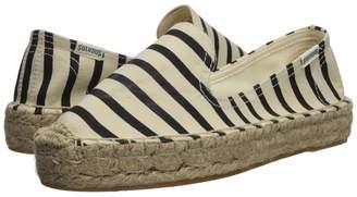 Soludos Classic Stripe Smoking Slipper Women's Slippers