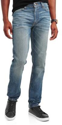 George Men's Slim Straight Fit Jean