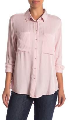 Velvet Heart Brielle Hi-Lo Shirt