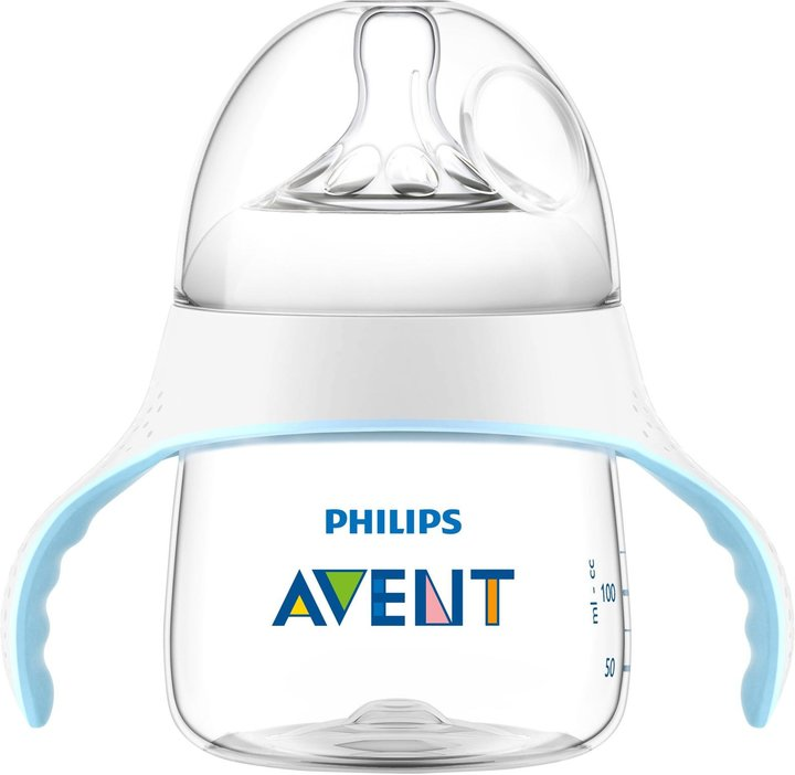 Avent My Natural Trainer Cup - Clear - 5 oz
