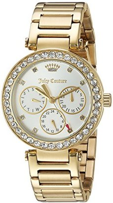Juicy Couture (ジューシー クチュール) - Juicy Couture 女性 Watch クォーツ:バッテリー ウォッチ 海外出荷 1901504