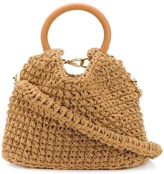 Elleme knitted tote bag