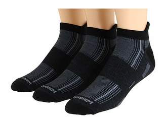 Wrightsock Stride Tab 3-Pair Pack