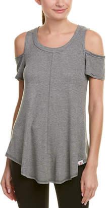 Vimmia Serenity Cold-Shoulder T-Shirt