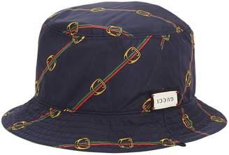 d45a79ac2ec Gucci Reversible Techno Bucket Hat