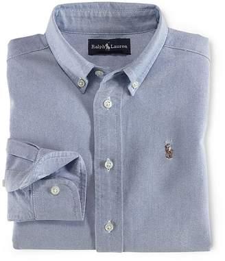 Polo Ralph Lauren Boys' Solid Oxford Shirt - Little Kid