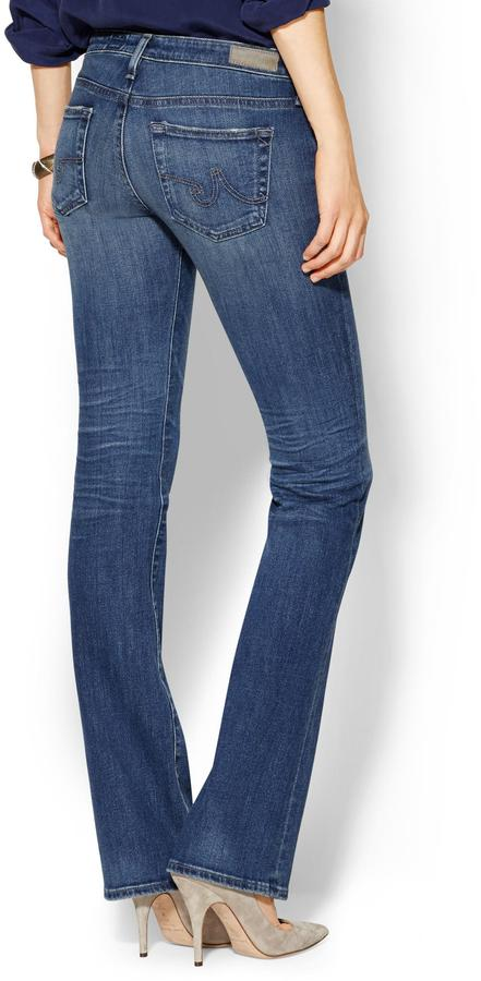 AG Adriano Goldschmied The Olivia Skinny Bootcut