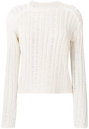 Rick Owens Biker knitted sweater