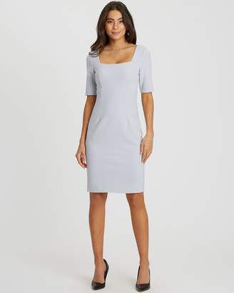 Boelyn Fitted Dress