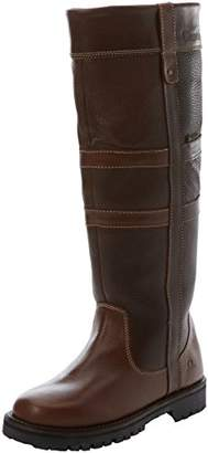 595a0f2ea43 ... Chatham Women Melcombe Knee-High Boots