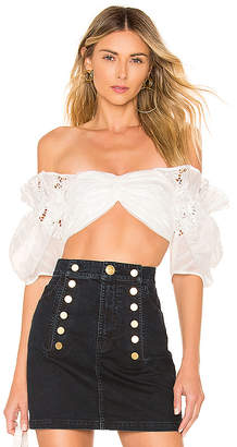 Alice McCall Dreamboat Top
