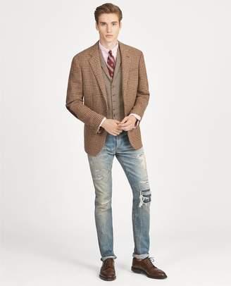 Ralph Lauren Polo Plaid Tweed Sport Coat