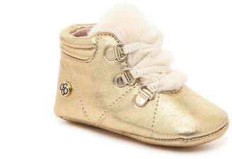 Jessica Simpson Elkie Infant Crib Boot - Girl's