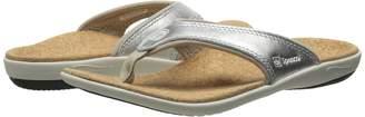 Spenco Yumi Metallic Women's Dress Sandals