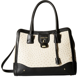 London Fog Lark Tote $175 thestylecure.com