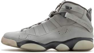 Jordan 6 Rings - Metallic Silver/Light Graphite