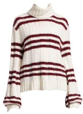 A.L.C. Zaira Striped Sweater