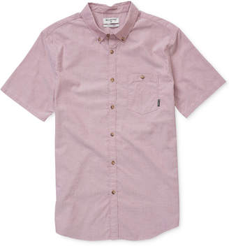 Billabong Men's All Day Short-Sleeve Oxford Shirt