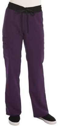 Scrubstar Women's Premium Collection Flexible Rayon Pant