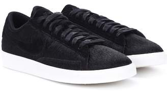 Nike Blazer Low calf hair sneakers