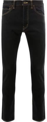 Facetasm stripe detail skinny jeans