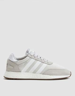adidas I-5923 Sneaker in Grey One/White/Grey Five