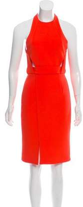 Nicholas Cutout Bandage Dress w/ Tags