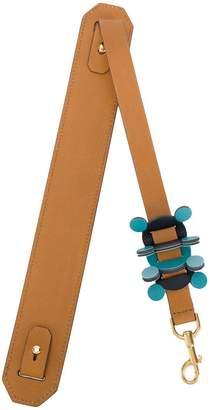 Anya Hindmarch circle detail bag strap