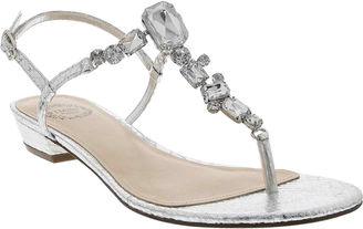 I. MILLER I. Miller Karilyn Embellished Ankle-Strap Sandals $60 thestylecure.com