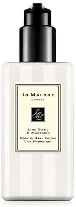Jo Malone TM) Lime Basil & Mandarin Body & Hand Lotion