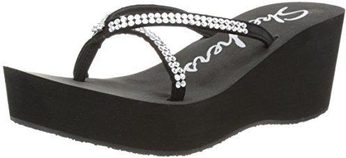 Skechers Women's Pinups Atlantis Wedge Sandal